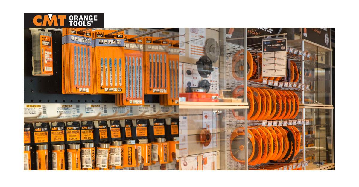 CMT - gereedschappen - Goossens - Santens - bovenfrezen - wipzagen - klokzagen - gatzagen - Fein - oscillerende - zagen