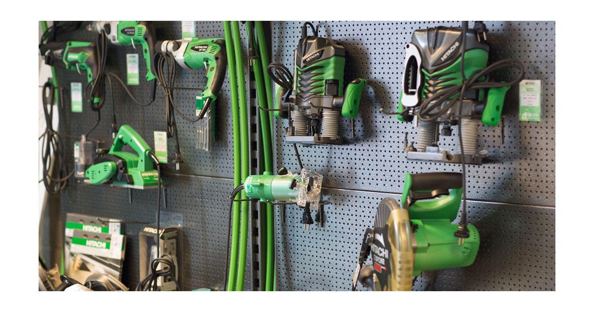 Hitachi - Goossens - Santens - Elektrische - gereedschappen - bovenfrezen - schroefmachine - zaagmachine - Festool