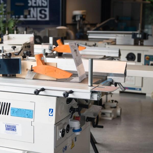 Houtbewerkingsmachines nieuw - Goossens-Santens