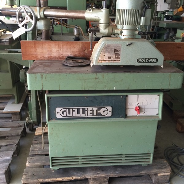Verticale freesmachine Guillet