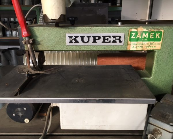 Fineervoegmachine KUPER